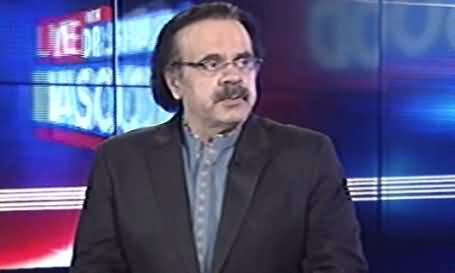 Live With Dr Shahid Masood (What After General Raheel Sharif) – 29th November 2016