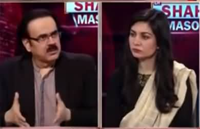 Live with Dr. Shahid Masood (What Is Right And What Is Wrong?) - 21st October 2021