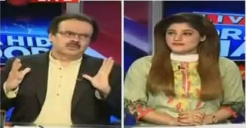 Live With Dr Shahid Masood (What Nawaz Sharif Is Planning) – 12th July 2016