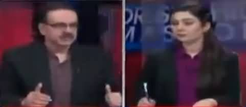 Live With Dr. Shahid Masood [REPEAT] (Be-Reham Ahtasab) - 25th October 2018