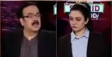Live with Dr. Shahid Masood (Will Govt Increase Testing) - 11th April 2020