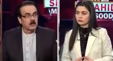 Live with Dr. Shahid Masood (Will Govt Unban TLP?) - 20th April 2021