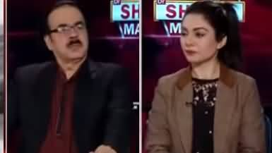 Live with Dr. Shahid Masood (Woh Ek Kursi) - 2nd March 2021
