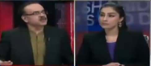 Live With Dr. Shahid Masood (Yeh Afratafri Kab Tak) - 16th October 2018
