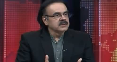 Live with Dr. Shahid Masood (Zardari Is Ready) - 29th September 2018