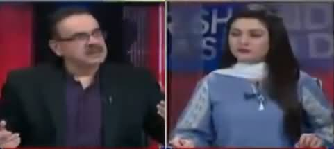 Live With Dr. Shahid Masood (Zardari Ka Bayan) - 15th November 2018