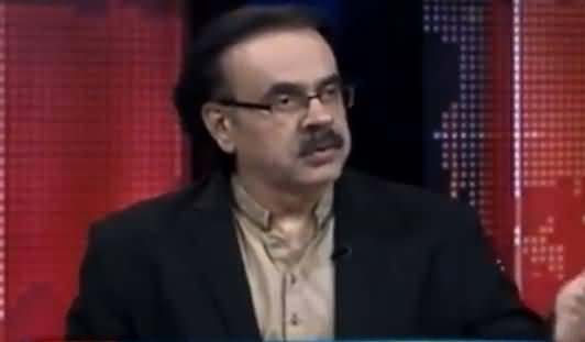 Live with Dr. Shahid Masood (Zardari Ki Chalakiyan) - 29 August 2018