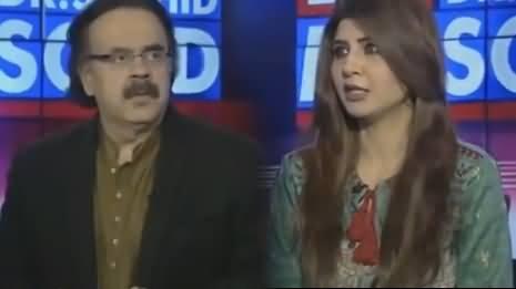 Live With Dr Shahid Masood (Zardari Ki Wapsi) - 23rd December 2016