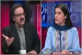 Live With Dr Shahid Masood (Zardari Nawaz Mufahimat?)– 16th August 2017