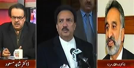 Live With Dr. Shahid Masood (Zulfiqar Mirza Vs PPP, Saulat Mirza Hanging) – 12th May 2015
