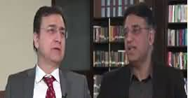 Live With Moeed Pirzada (Asad Umar Exclusive Interview – 29th November 2018
