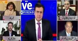 Live With Moeed Pirzada (Bilawal's Attack on NAB) – 13th March 2019