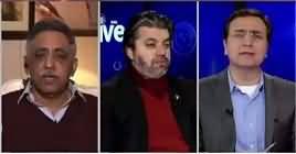 Live With Moeed Pirzada (Garam Siasi Halaat) – 7th February 2019