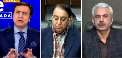 Live With Moeed Pirzada (Govt Vs Opposition) – 28th January 2019