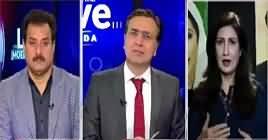 Live With Moeed Pirzada (Jail Mein Nawaz Sharif Bemaar) – 8th January 2019
