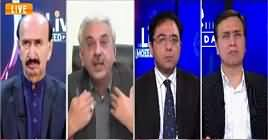 Live With Moeed Pirzada (NAB Questions From Zardari & Bilawal) – 18th March 2019