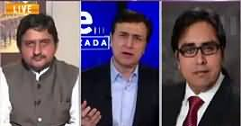 Live With Moeed Pirzada (Nawaz Sharif Got Relief) – 26th March 2019