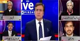 Live With Moeed Pirzada (Pak Army's Reply to India) – 26th February 2019