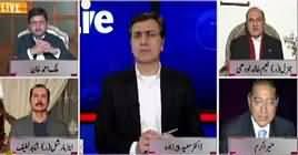 Live With Moeed Pirzada (Pakistan's Befitting Reply to India) – 27th February 2019