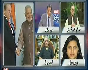 Live With Mujahid (Narendra Modi's Govt in India) – 29th May 2014