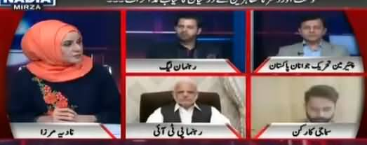 Live with Nadia Mirza (Agreement Between TLP & Govt) - 3rd November 2018