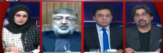 Live with Nadia Mirza (Ahtsab Sirf Opposition Ka Kyun?) - 18th November 2018