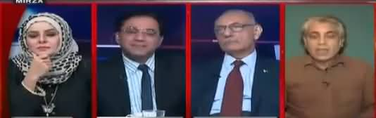 Live with Nadia Mirza (Govt Steps Against Corruption) - 26th October 2018