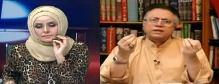 Live with Nadia Mirza (Hassan Nisar Exclusive Interview) - 4th May 2019