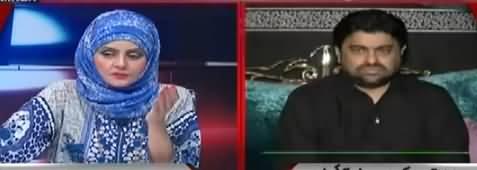 Live with Nadia Mirza (Kamran Taisori Exclusive Interview) - 18th April 2018