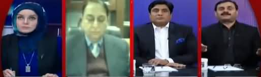 Live with Nadia Mirza (Kia Is Baar NRO Ki Shakal Tabdeel Hogi?) - 4th February 2019