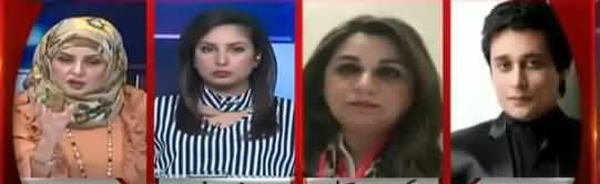Live with Nadia Mirza (Meesha Shafi Vs Ali Zafar) - 20th April 2018