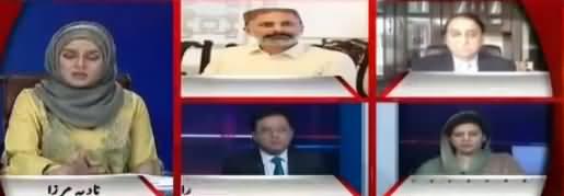 Live with Nadia Mirza (PMLN Ke Liye Mushkilat Hi Mushkilat) - 24th December 2018