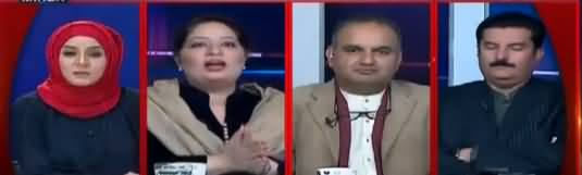 Live with Nadia Mirza (PMLN, PPP And PTI) - 1st January 2019