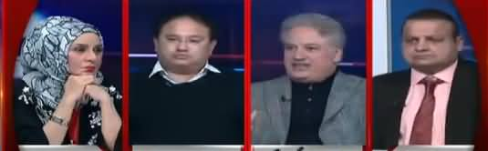 Live with Nadia Mirza (PTI Govt After 100 Days) - 29th November 2018