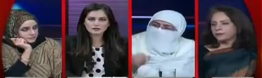 Live with Nadia Mirza (Women Protection in Society?) - 1st February 2019