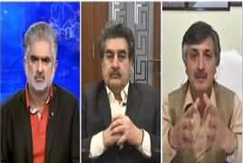 Live With Nasrullah Malik (100 Days of KPK Govt) – 14th December 2018