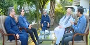 Live With Nasrullah Malik (Allah Walay Trust) - 29th March 2020