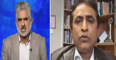Live With Nasrullah Malik (Altaf Hussain's Statement) - 26th March 2017