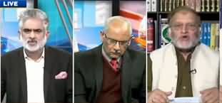Live With Nasrullah Malik (America Afghan Deal) - 29th February 2020