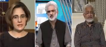 Live With Nasrullah Malik (Anchors Ko Corona Kaise Laga) - 21st June 202