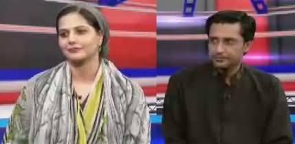 Live With Nasrullah Malik (Anchors Ko Ungliyon Per Ghumane Waale) – 2nd July 2017