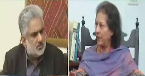 Live With Nasrullah Malik (Asma Jahangir Ke Naam) – 11th February 2018