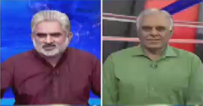 Live With Nasrullah Malik (Baap Kaun?) – 18th June 2017