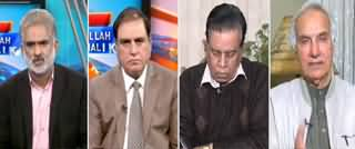 Live With Nasrullah Malik (Changes in Punjab Bureaucracy) - 1st December 2019