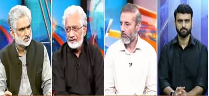 Live With Nasrullah Malik (Corona Ka Kitna Bara Khatra) - 2nd August 2020