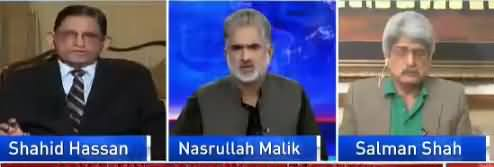 Live With Nasrullah Malik (CPEC Projects) – 3rd November 2018