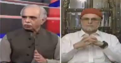 Live With Nasrullah Malik (Discussion on Current Issues) – 28th April 2018