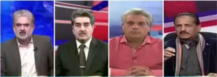 Live With Nasrullah Malik (Dr. Shahid Masood Ke Jhoot Per Jhoot) - 27th January 2018
