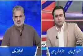 Live With Nasrullah Malik (Dr. Shahid Masood Proved Liar) – 2nd March 2018