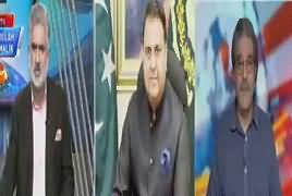 Live With Nasrullah Malik (Fawad Chaudhry & Sami Ibrahim Issue) – 15th June 2019